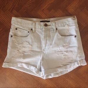 Forever 21 Pants - Forever 21 distressed denim shorts