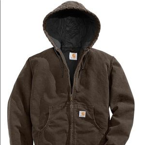 Carhartt Jackets & Blazers - Dark Brown Carhartt Jacket