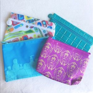 Ipsy Other - ☀️4 Ipsy Makeup Bags. New!