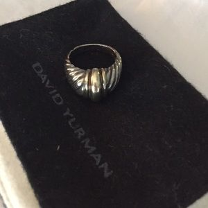 David Yurman Cocktail Ring