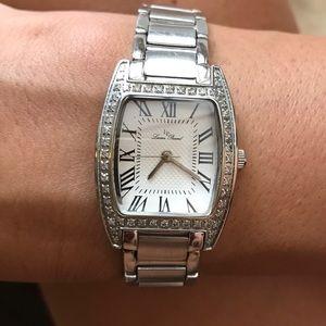 Lucien Piccard Accessories - Lucien Piccard Ladies Diamond watch