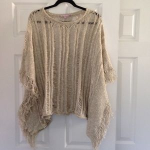 Calypso St. Barth Sweaters - Calypso St. Barth poncho sweater