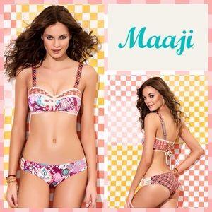 Maaji Other - NEW!  Maaji Philly Filly reversible bikini bottoms