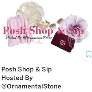NYC POSH SHOP & SIP