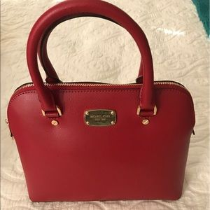 Michael Kors Dome Satchel