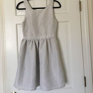 Jack Wills Dresses & Skirts - Jack wills cream and sparkly dress