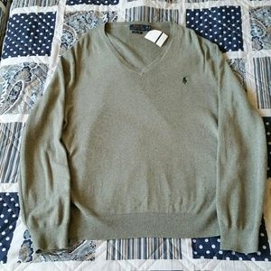 Polo by Ralph Lauren Other - Polo v-neck sweatshirt