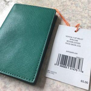 Jack Spade Other - 🏆Jack Spade Men Leather Wallet Business Card Case