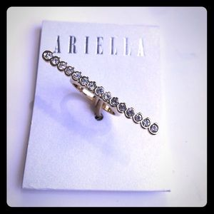 Ariella Jewelry - Rhinestone Ring