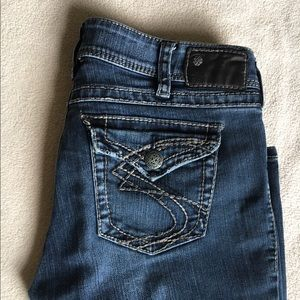 Silver Jeans Denim - Silver Jeans Suki Surplus Boot Cut