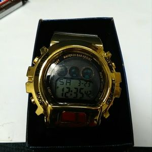 G-Shock Other - Gold G-Shock Style watch