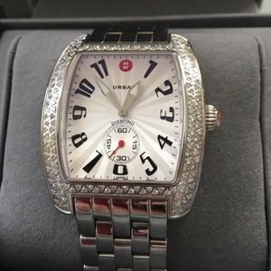 Michele Accessories - Large Michele watch Urban 20 mm