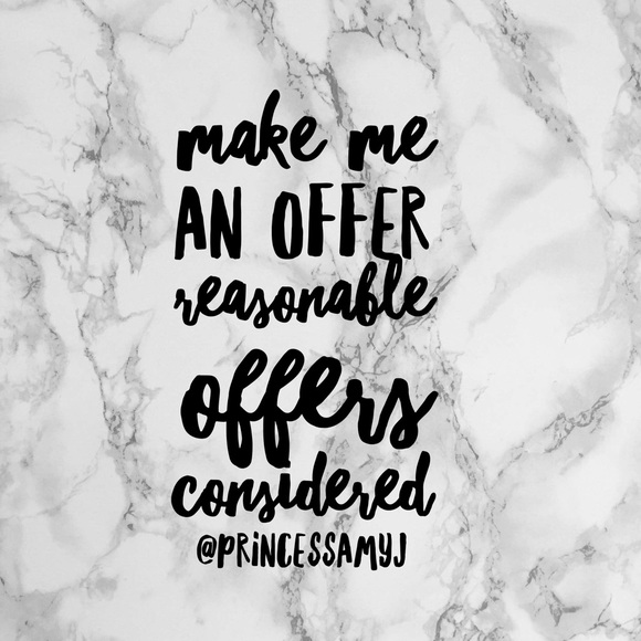 Other - MAKE ME AN OFFER-No matter how low You never know!