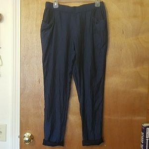 Loomstate Pants - Loomstate Organic Cotton/Silk Pants