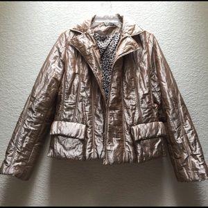 MOMA Jackets & Blazers - [MOMA] Champagne Jacket - M