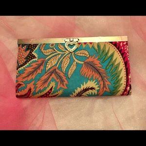 Springtime wallet