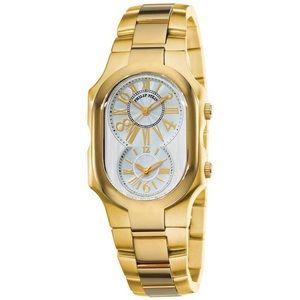 Philip Stein Teslar Other - Philip stein gold large watch