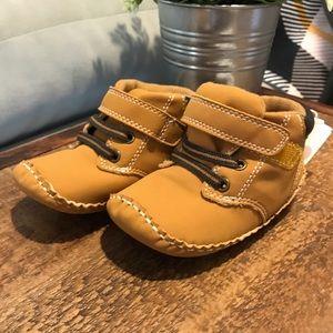 Koala Kids Other - Toddler Moccasin Style Tan Shoes