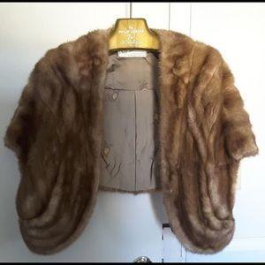 Jackets & Blazers - Custom made Mink Stole