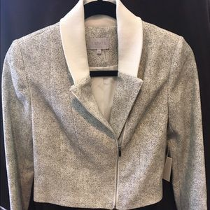 1. State Jackets & Blazers - NWT 1. State Tweed Assymetrical Jacket XS