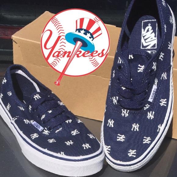 Vans New York Yankees Sneakers