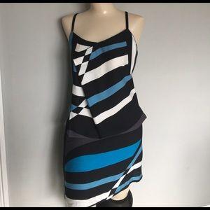 Derek Lam Dresses & Skirts - Derek Lam Color block Sundress