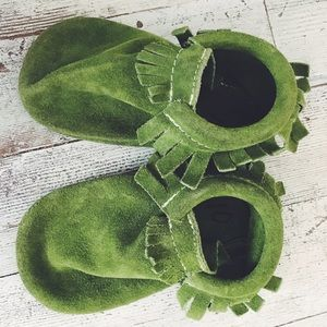 Freshly Picked Other - Freshly picked suede Mocs