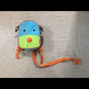 Skip Hop Other - Skip Hop Zoo puppy safety harness & mini backpack