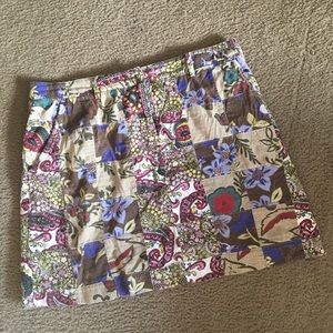 Larry Levine Dresses & Skirts - 🌸FINAL PRICE🌸Patch work skirt.