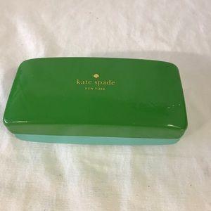 Kate Spade sunglass case