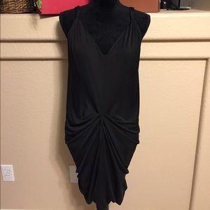 BCBG Maxazira Black Dress size Large