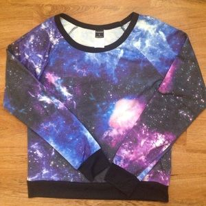 Stranded Tops - 🌌Galaxy long sleeved top