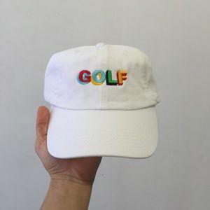 sixpanelstudio.com Other - Golf dad hat