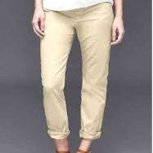 GAP Pants - NWT Gap maternity khakis size 4