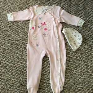 Outfits & Sets Original Babaluno Baby Girl 6-9 Months
