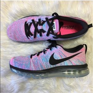 Nike Shoes - ⚡MAKE A OFFER⚡ Nike Flyknit Max