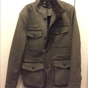 hm-moden Other - Men's mid-thigh jacket