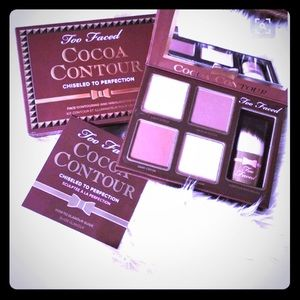 Too Faced Other - SALE! NEW Too Faced😍 Cocoa Contouring Kit