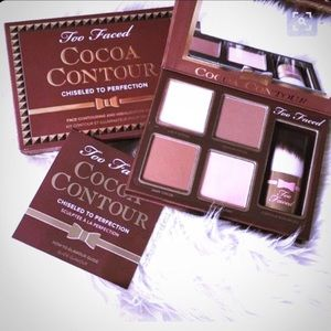 Too Faced Other - FINAL! NEW Too Faced😍 Cocoa Contouring Kit