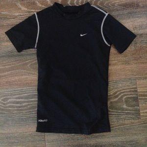 Nike dry fit boys shirt