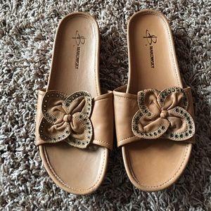 B Makowsky Shoes - B MAKOWSKY LEATHER SHOES