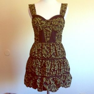 Twelve by Twelve Dresses & Skirts - Twelve by Twelve Camo Bubble Skirt Mini Dress