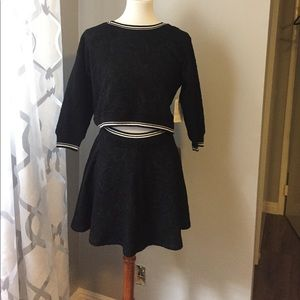 Eight Sixty Dresses & Skirts - Eight Sixty NWT sweatshirt skirt set