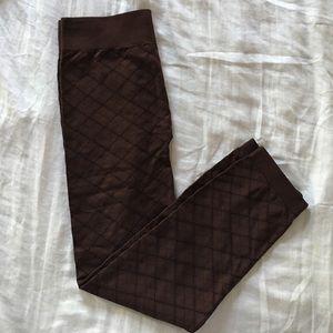 mandee Pants - MANDEE Crop Legging Tights