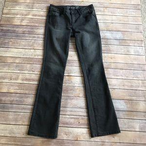 Seven7 Denim - Seven Jeans - Black Jeans.