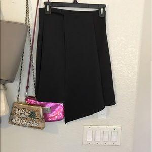 Asymmetrical high waist skirt super trendy 💕👌🏻