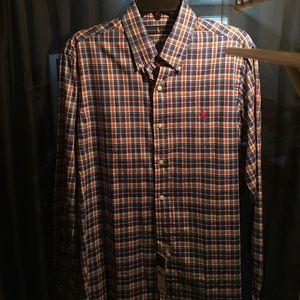Ralph Lauren Other - Polo Ralph Lauren Dress Shirt - M - NWT