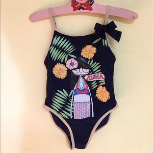 Little Marc Jacobs Other - Little Marc Jacobs Toddler Girl Swimsuit