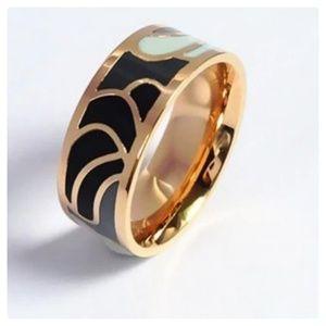 Jewelry - RGP Enamel Ring NWT