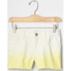¡¡¡ Host Pick!!! Gap kids dip dye denim shorts